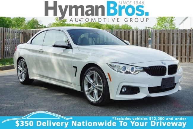 2016 BMW 428i 428i xDrive Convertible M Sport, Driver Assist Plu Convertible