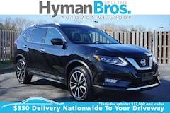 2018 Nissan Rogue AWD SL Platinum, Premium SUV near Richmond, VA