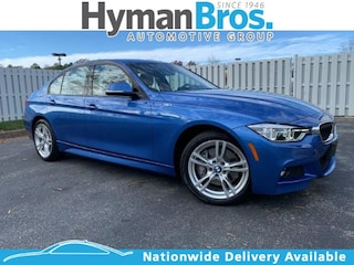 2017 BMW 330i 330i xDrive M Sport, Premium, Tech, Driver Assist Sedan