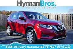 2017 Nissan Rogue AWD S SUV near Richmond, VA