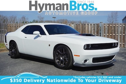 Challenger Shaker For Sale >> Used 2016 Dodge Challenger 392 Hemi Scat Pack Shaker For Sale Near Richmond Va Hyman Bros Subaru Serving Midlothian Chesterfield County Bon Air