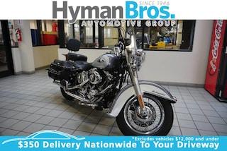 2014 Harley-Davidson Heritage Softtail Classic