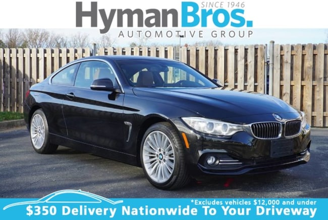 2016 BMW 428i 428i Xdrive Coupe Premium, Lux, Driver Assist, Nav Coupe