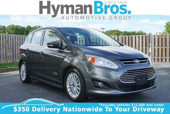 Used 2015 Ford C Max Energi For Sale At Hyman Bros Mazda Vin