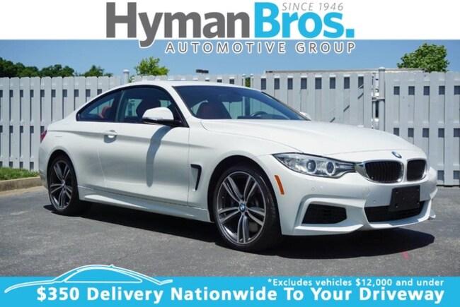 2016 BMW 435i 435i xDrive M Sport, 6-Speed, Track Handling, Tech Coupe