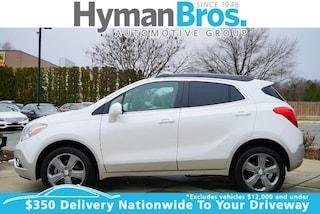 2014 Buick Encore AWD Premium Nav, Moonroof SUV