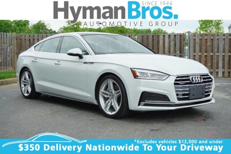 Used 2018 Audi A5 Premium Plus Quattro S Line For Sale Near Richmond