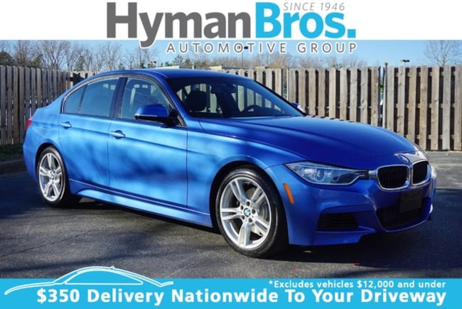 2013 BMW 328i 328i 6-Speed, M Sport, Premium, Tech, One Owner Sedan