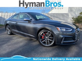 2018 Audi S5 Premium Plus S Sport, 19 Inch Wheels, Bang/ Olufse Coupe