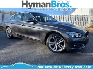 2017 BMW 330e 330e Iperformance Premium, Driver Assist, Tech Sedan