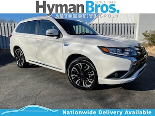 2018 Mitsubishi Outlander PHEV SEL AWC Certified CUV
