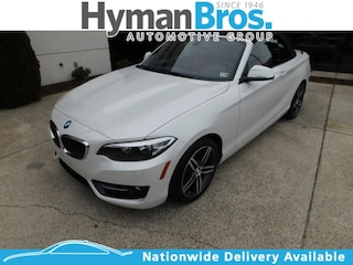 2017 BMW 230i 230i xDrive AWD 1 Owner, Only 13,000 Miles! Convertible