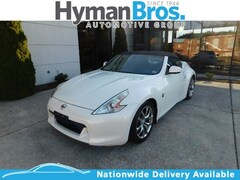 2010 Nissan 370Z Touring Only 31,000 Miles! Convertible