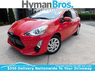2015 Toyota Prius c Two Hatchback