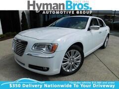 2013 Chrysler 300C 300C AWD Nav Sedan