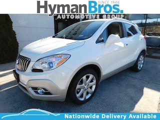 2015 Buick Encore Leather AWD Leather, Nav, 1 Owner SUV