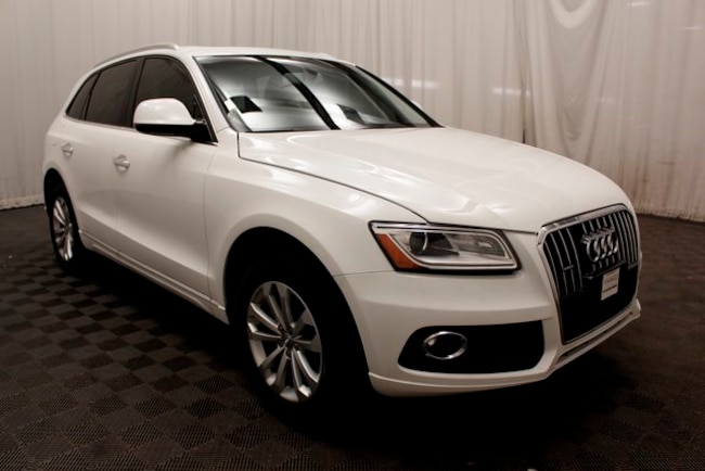 2016 Audi Q5 >> Used 2016 Audi Q5 For Sale In Bedford Oh At Hyundai Of Bedford