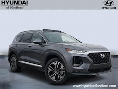 New 2019 Hyundai Santa Fe Limited 2.0T SUV in Bedford, OH