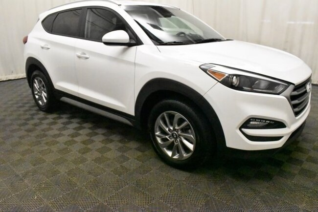 Hyundai Of Bedford >> Used 2018 Hyundai Tucson For Sale In Bedford Oh At Hyundai Of