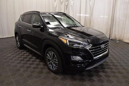 2021 Hyundai Tucson Ultimate SUV