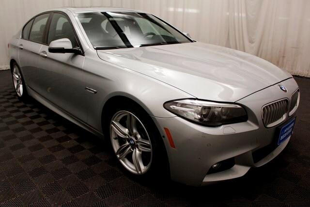 2015 BMW 550i Sedan