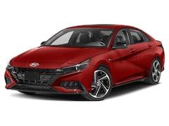 New 2022 Hyundai Elantra N Line Sedan in Bedford, OH
