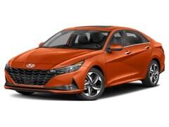 2021 Hyundai Elantra Limited Sedan near Cleveland