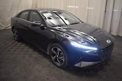 2021 Hyundai Elantra HEV Limited Sedan