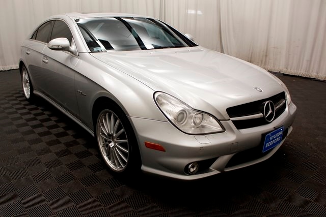2007 Mercedes-Benz CLS-Class Base Coupe