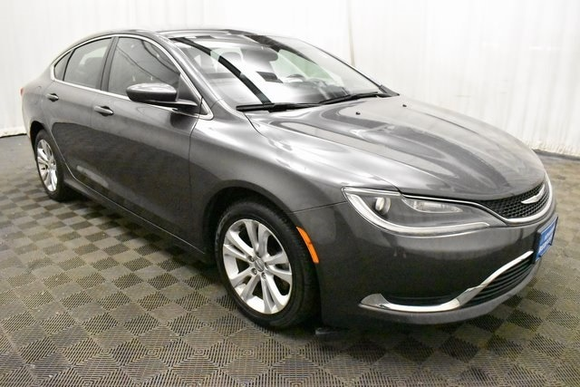 2015 Chrysler 200 For Sale >> Used 2015 Chrysler 200 For Sale In Bedford Oh At Hyundai Of Bedford 1c3cccab5fn587348
