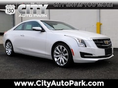 2016 Cadillac ATS Coupe Standard RWD Coupe