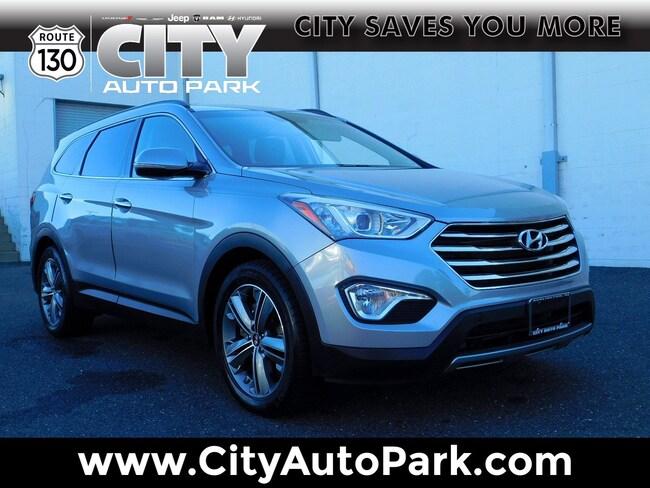 2016 Hyundai Santa Fe Limited AWD  Limited