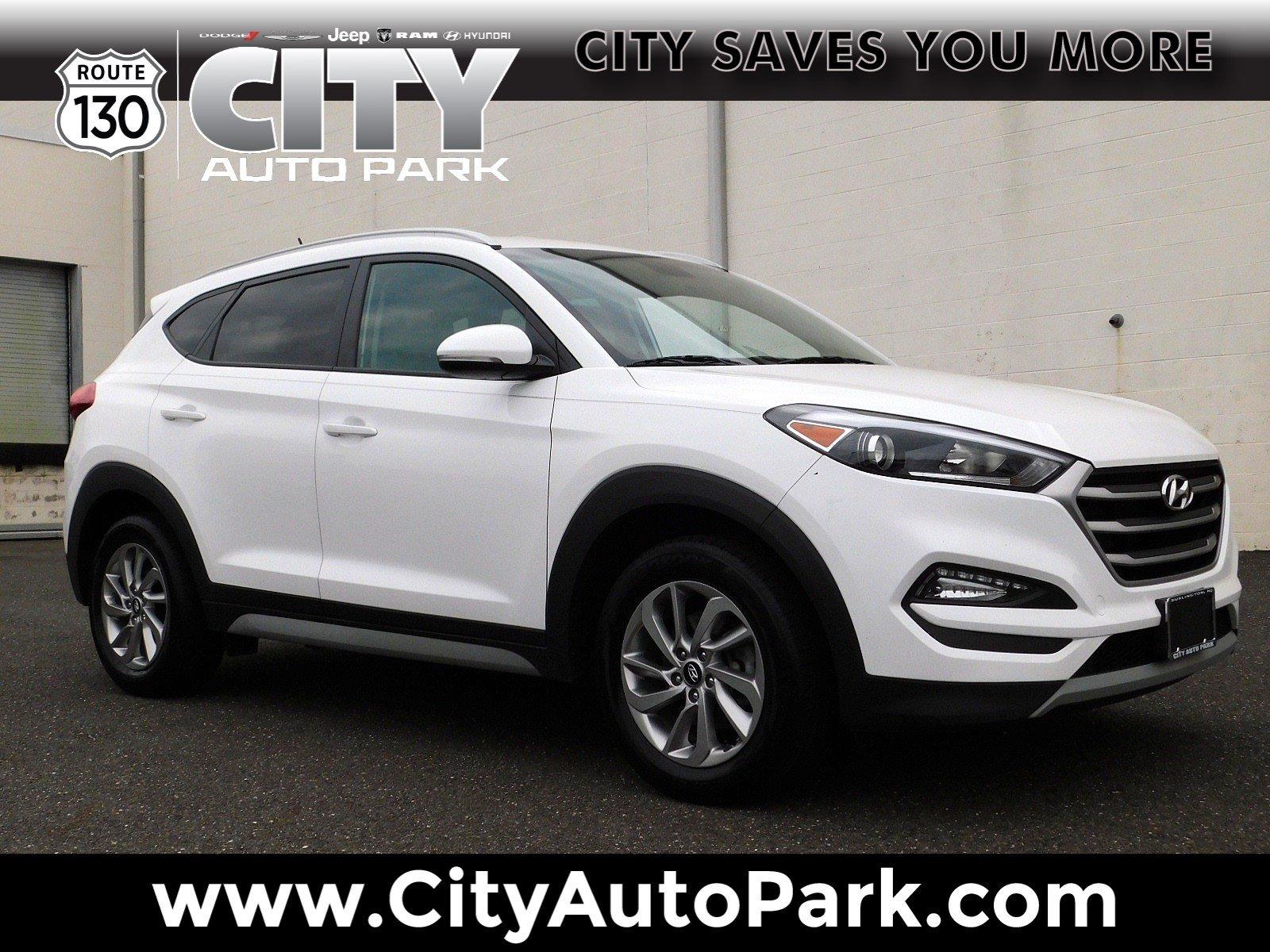 2017 Hyundai Tucson Eco Eco AWD