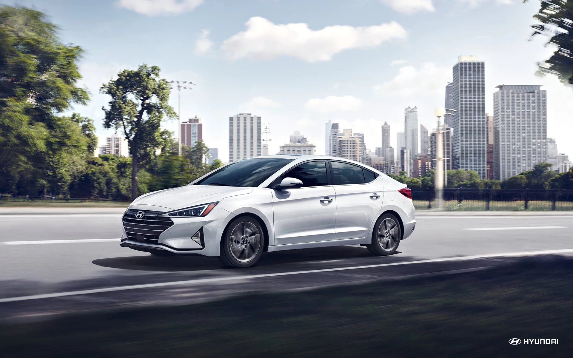All-New 2019 Hyundai Elantra