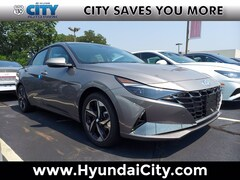 2021 Hyundai Elantra Hybrid Limited Sedan