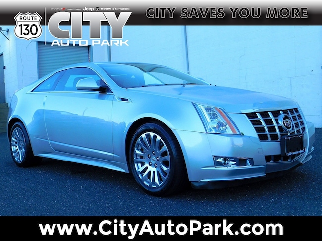 2013 Cadillac CTS Coupe Premium Coupe