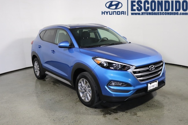 2018 Hyundai Tucson SEL SUV For Sale in Escondido, CA