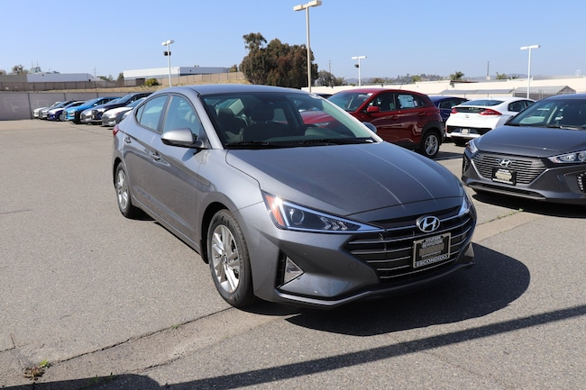2019 Hyundai Elantra SEL Sedan For Sale in Escondido, CA