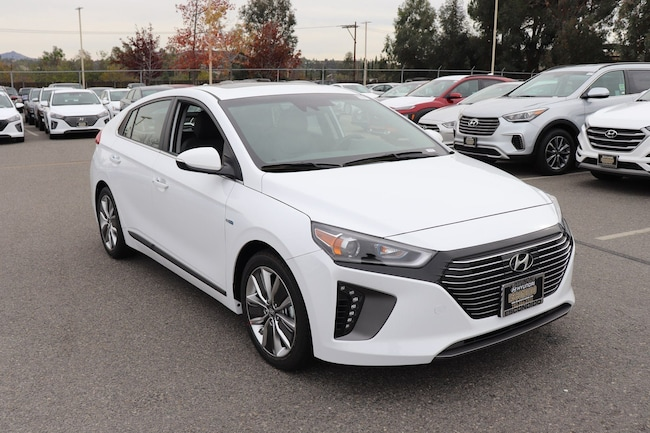 2019 Hyundai Ioniq Hybrid Limited Hatchback For Sale in Escondido, CA