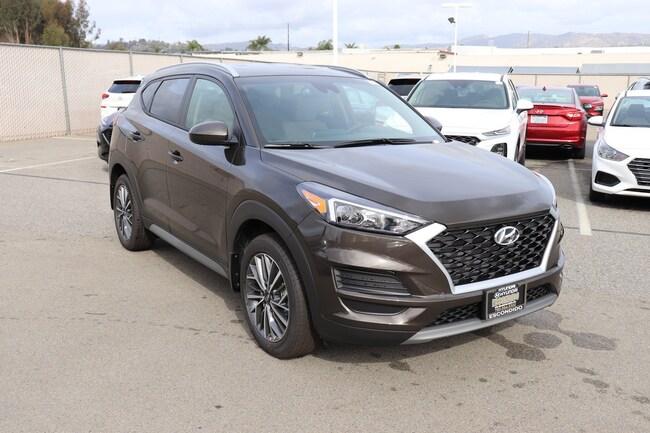 2019 Hyundai Tucson SEL SUV For Sale in Escondido, CA