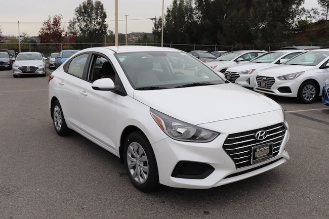 2019 Hyundai Accent SE Sedan For Sale in Escondido, CA
