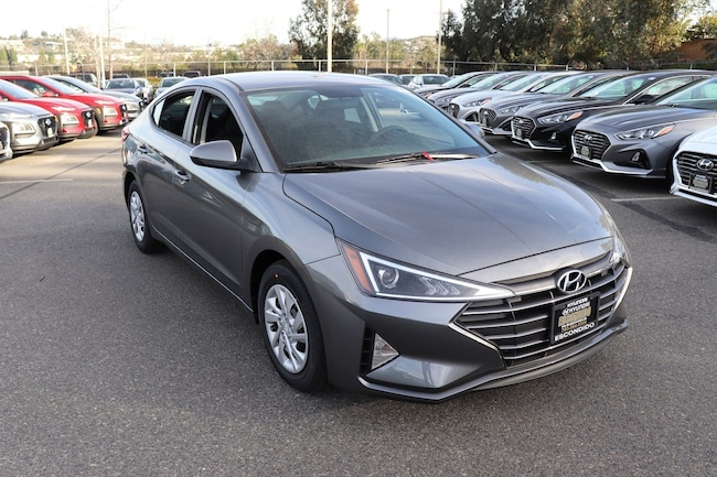 2019 Hyundai Elantra SE Sedan For Sale in Escondido, CA
