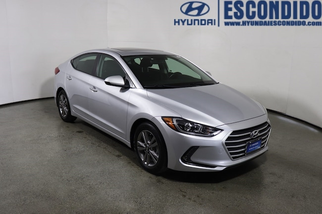 2018 Hyundai Elantra Value Edition Sedan For Sale in Escondido, CA
