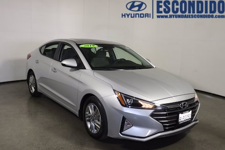 2019 Hyundai Elantra Value Edition Auto Sedan