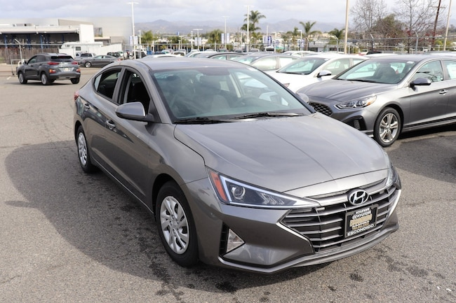 2019 Hyundai Elantra SE Sedan For Sale in Escondido, CA