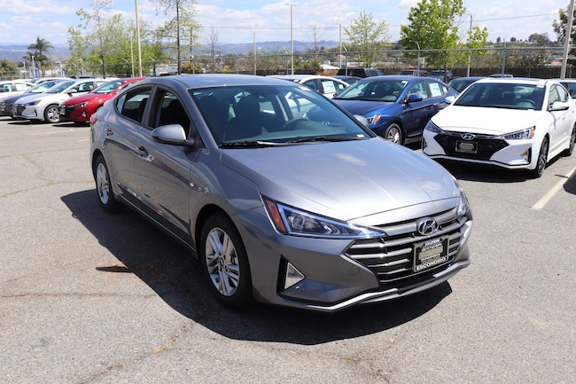 2019 Hyundai Elantra SEL Sedan For Sale in Escondido, CA