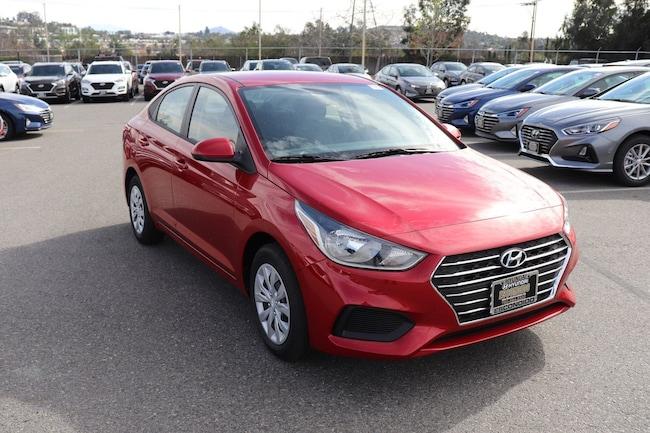 2019 Hyundai Accent SE Sedan For Sale in Escondido, CA
