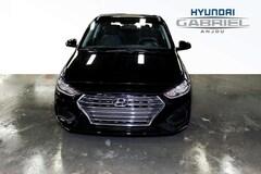 2019 Hyundai Accent ESSENTIAL DEMAREUR A DISTANCE - TRES BAS KILO Sedan