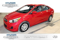 2017 Hyundai Accent GL 4-Door  A/C, SIEGES CHAUFFANTS, BLUETOOTH Sedan