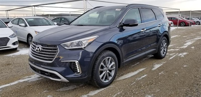 2019 Hyundai Santa Fe XL AWD Luxury 6 Passenger SUV
